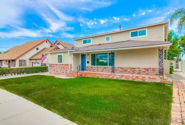 688 Robert Ave, Chula Vista, CA 91910 (#210021674) :: Robyn Icenhower & Associates