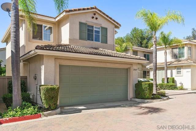 11563 Compass Point Dr N #7, San Diego, CA 92126 (#210021675) :: Doherty Real Estate Group