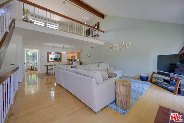1039 Grant Street #2, Santa Monica, CA 90405 (#21767198) :: Powerhouse Real Estate