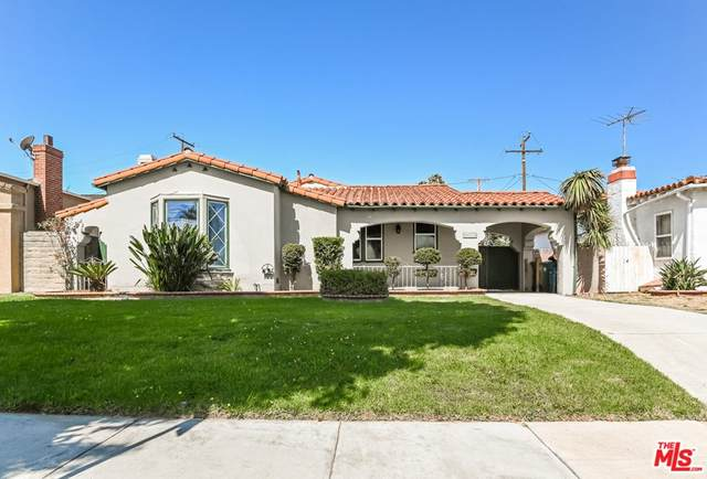 8015 S 8Th Avenue, Inglewood, CA 90305 (#21767286) :: Doherty Real Estate Group