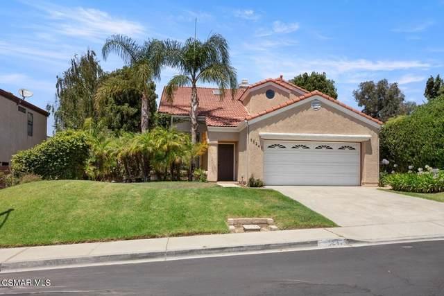 15247 Monroe Avenue, Moorpark, CA 93021 (#221004204) :: RE/MAX Empire Properties