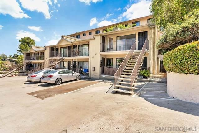 4269 5Th Ave, San Diego, CA 92103 (#210021676) :: Latrice Deluna Homes