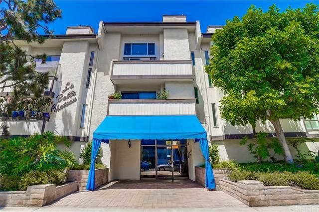 5255 Bellingham Avenue #201, Valley Village, CA 91607 (#SR21167458) :: RE/MAX Empire Properties