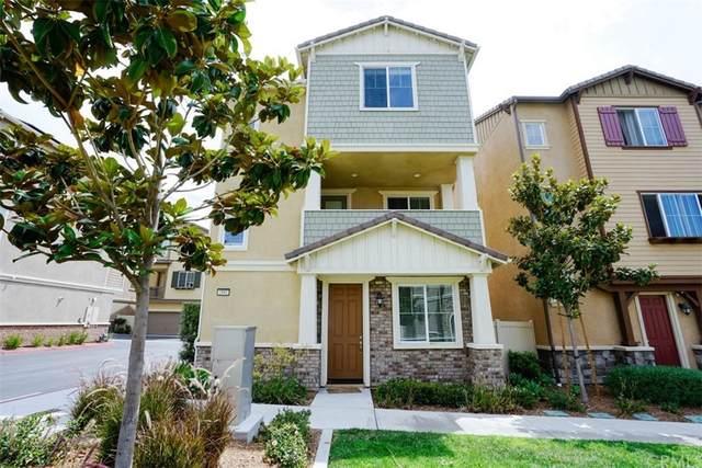 2881 Cedar Lane, Pomona, CA 91767 (#TR21167873) :: Latrice Deluna Homes