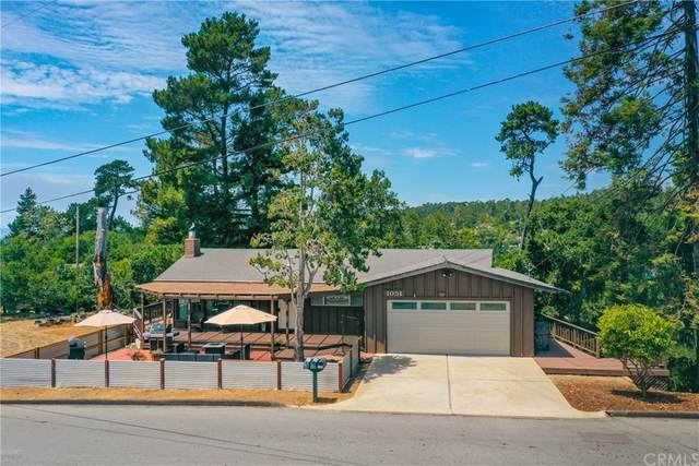 1051 Hartford Street, Cambria, CA 93428 (MLS #SC21167893) :: Desert Area Homes For Sale