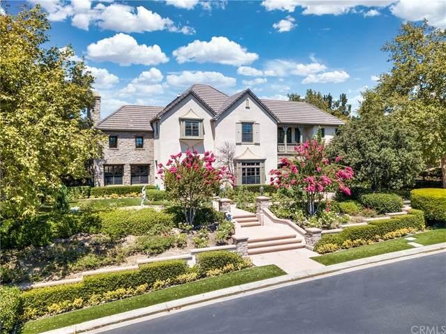 4215 Hidden Oaks Drive, Yorba Linda, CA 92886 (#PW21167727) :: RE/MAX Empire Properties