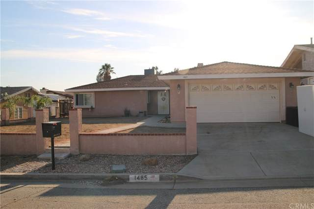 1485 N High Street, Banning, CA 92220 (#EV21167975) :: Legacy 15 Real Estate Brokers