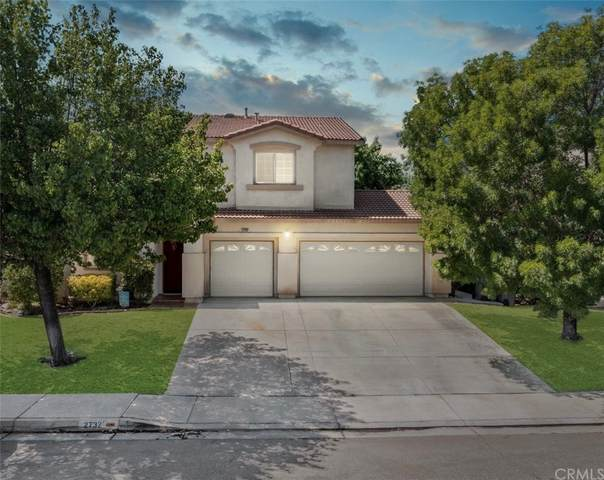 2732 Trudeau Lane, Palmdale, CA 93551 (#DW21167935) :: Cochren Realty Team   KW the Lakes