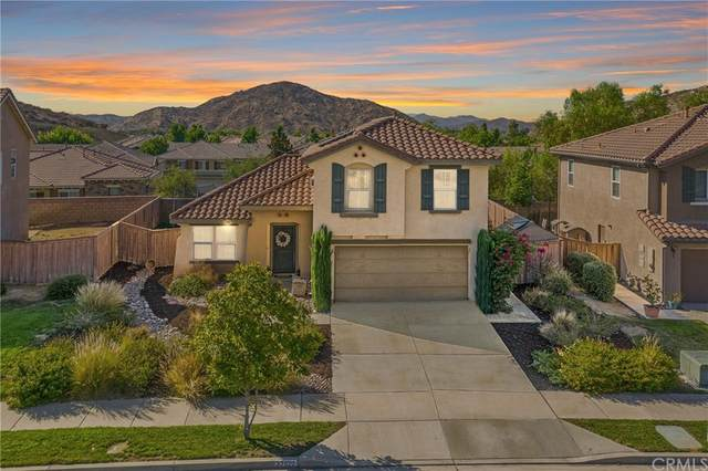 32022 Poppy Way, Lake Elsinore, CA 92532 (#SW21167850) :: Cochren Realty Team | KW the Lakes