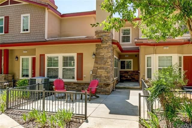 1510 Orange Avenue #1106, Redlands, CA 92373 (#EV21148760) :: A G Amaya Group Real Estate