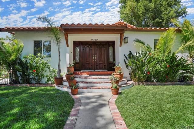 14559 La Maida Street, Sherman Oaks, CA 91403 (#SR21167434) :: RE/MAX Empire Properties