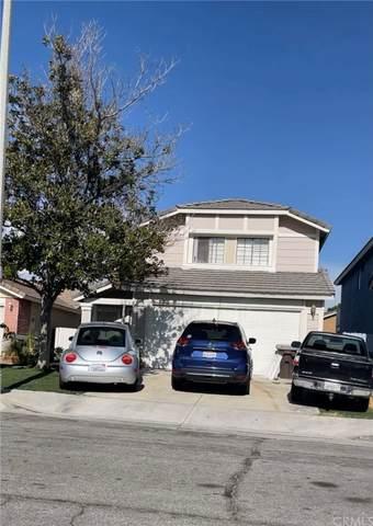 1350 N Hurricane Avenue, Colton, CA 92324 (#CV21168006) :: The Kohler Group
