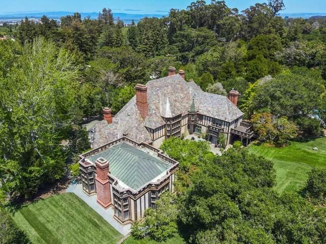 85 Fagan Drive, Hillsborough, CA 94010 (#ML81856265) :: Legacy 15 Real Estate Brokers
