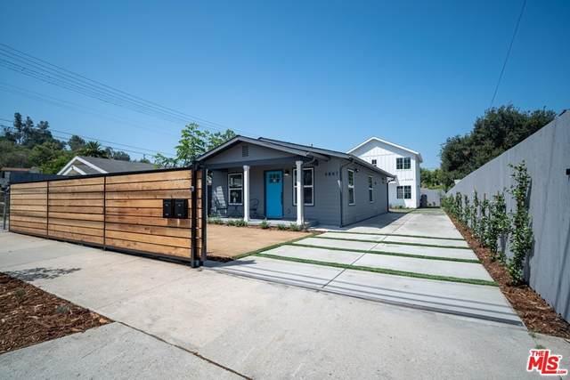 4847 Genevieve Avenue, Los Angeles (City), CA 90041 (#21767114) :: Cochren Realty Team | KW the Lakes
