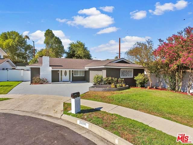23701 Bessemer Street, Woodland Hills, CA 91367 (#21766884) :: RE/MAX Empire Properties