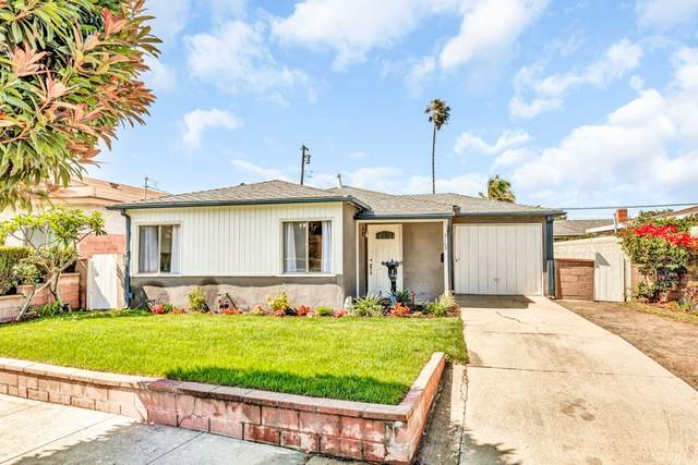 3163 W 182nd Street, Torrance, CA 90504 (#PV21167422) :: Cochren Realty Team | KW the Lakes