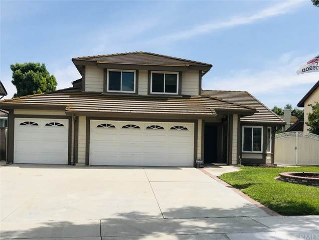 6429 Prescott Street, Chino, CA 91710 (#IV21166296) :: The Kohler Group