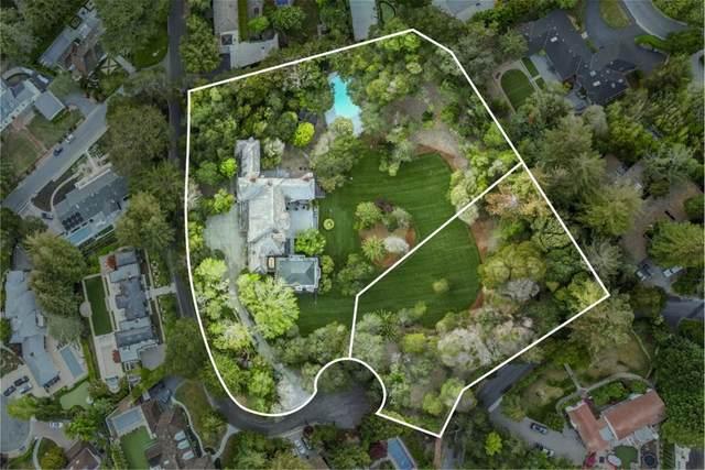 90 Fagan Drive, Hillsborough, CA 94010 (#ML81856267) :: Legacy 15 Real Estate Brokers