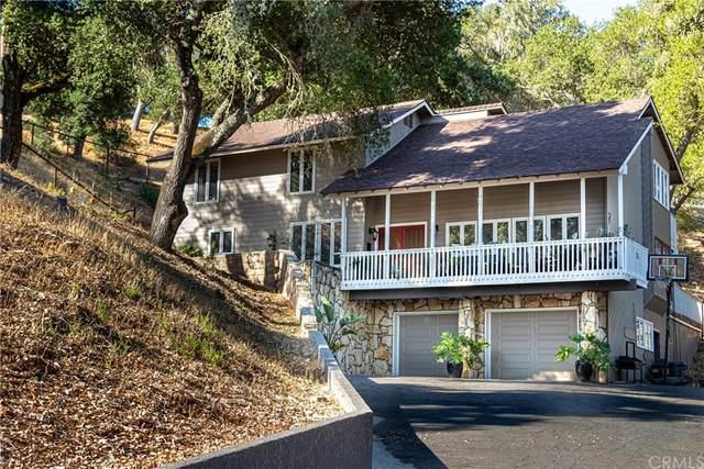 7900 San Gregorio Road, Atascadero, CA 93422 (#NS21168015) :: Latrice Deluna Homes