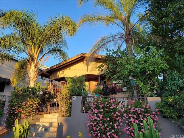 540 Brittania Street, Los Angeles (City), CA 90033 (#DW21168056) :: RE/MAX Empire Properties