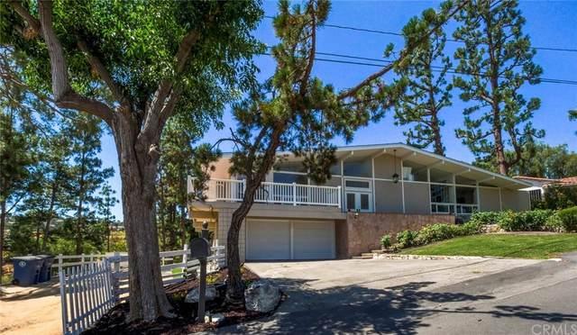 18 Ranchview Road, Rolling Hills Estates, CA 90274 (#PV21166357) :: Millman Team
