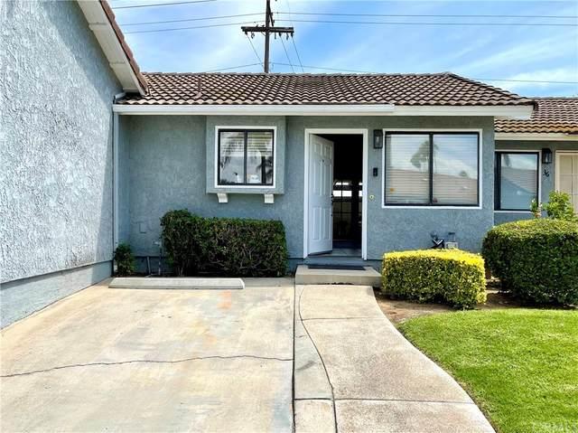 9505 Arlington Avenue #37, Riverside, CA 92503 (#CV21168055) :: McKee Real Estate Group Powered By Realty Masters & Associates