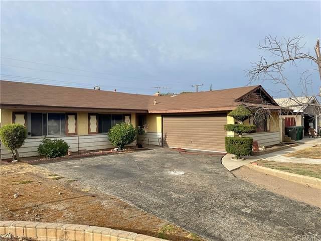 305 E Rancho Road, Corona, CA 92879 (#IV21167799) :: Cochren Realty Team | KW the Lakes