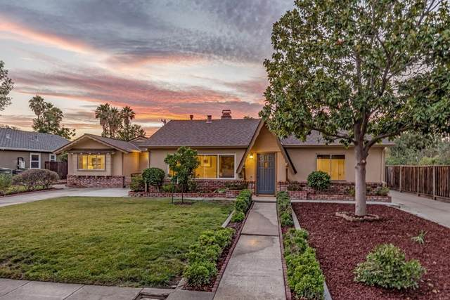 12583 Paseo Flores, Saratoga, CA 95070 (#ML81856283) :: Legacy 15 Real Estate Brokers