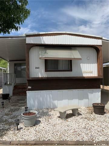 27601 Sun City Blvd #263, Menifee, CA 92586 (#SW21168013) :: A|G Amaya Group Real Estate