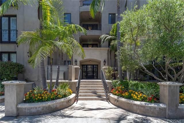 12050 Guerin Street #403, Studio City, CA 91604 (#SR21167404) :: Mint Real Estate