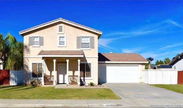26020 Casa Encantador Road, Moreno Valley, CA 92555 (#EV21166618) :: Doherty Real Estate Group