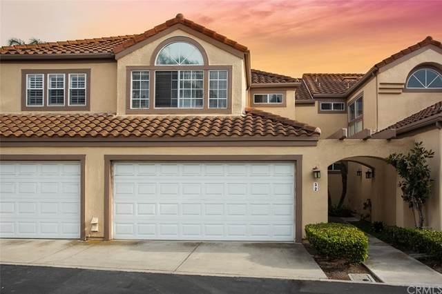 32 Via Bacchus, Aliso Viejo, CA 92656 (#OC21168080) :: Elevate Palm Springs
