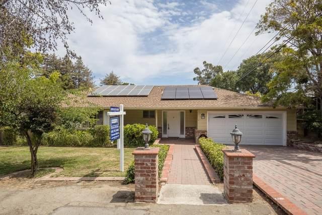 521 Verano Court, San Mateo, CA 94402 (#ML81856289) :: A G Amaya Group Real Estate