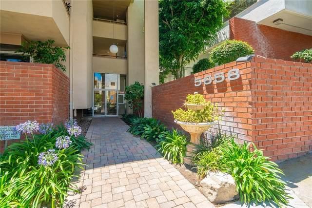 5658 Ravenspur Drive #207, Rancho Palos Verdes, CA 90275 (#WS21167742) :: Millman Team