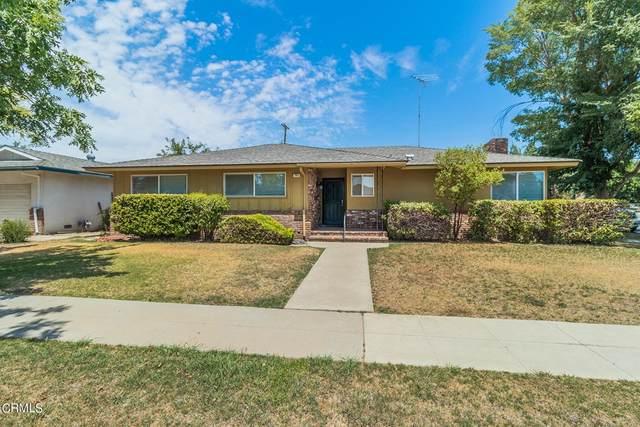 782 E Stuart Avenue, Fresno, CA 93710 (#V1-7488) :: Doherty Real Estate Group