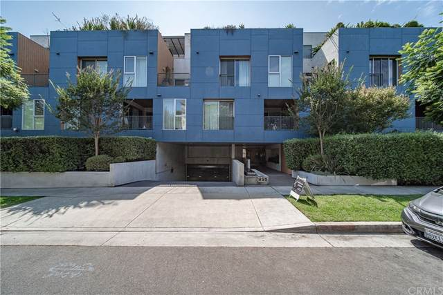855 N Croft Avenue #305, Los Angeles (City), CA 90069 (#TR21167260) :: Zen Ziejewski and Team