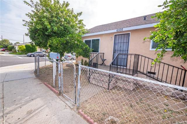 6502 Perry Road, Bell Gardens, CA 90201 (#DW21168113) :: A|G Amaya Group Real Estate