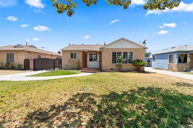 9634 Washington Boulevard, Pico Rivera, CA 90660 (#TR21168106) :: Latrice Deluna Homes