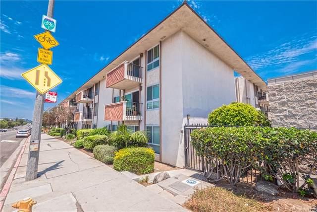 5585 E Pacific Coast #206, Long Beach, CA 90804 (#CV21168120) :: A|G Amaya Group Real Estate