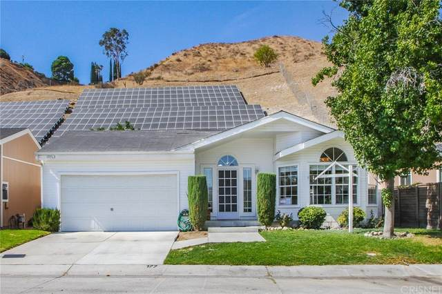 19763 Northcliff Drive, Canyon Country, CA 91351 (#SR21162434) :: The Najar Group