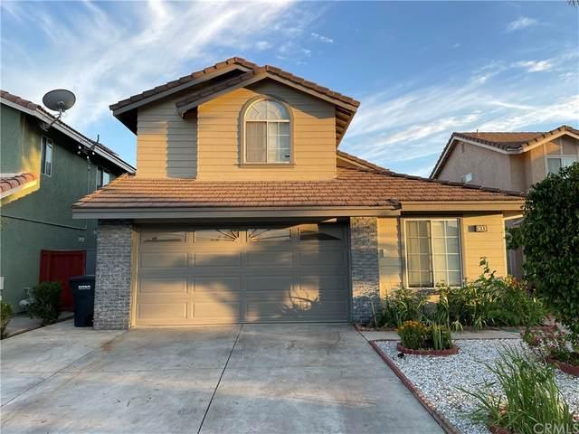 503 Granite View Drive, Perris, CA 92571 (#PW21168141) :: A|G Amaya Group Real Estate