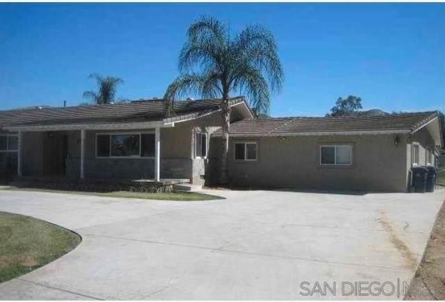 139 Landale Ln, El Cajon, CA 92019 (#210021706) :: Powerhouse Real Estate