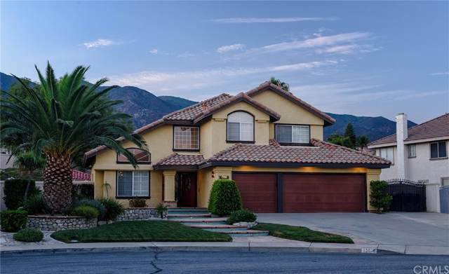 13916 Annandale Lane, Rancho Cucamonga, CA 91739 (#IV21167972) :: Mint Real Estate