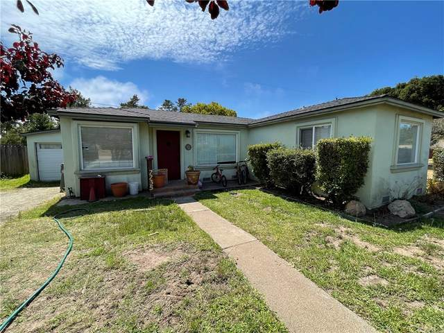 2235 Yorkshire Drive, Cambria, CA 93428 (#SW21168165) :: The M&M Team Realty