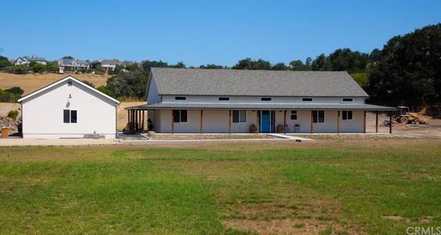 1243 Huasna Road, Arroyo Grande, CA 93420 (#OC21168152) :: Cochren Realty Team | KW the Lakes