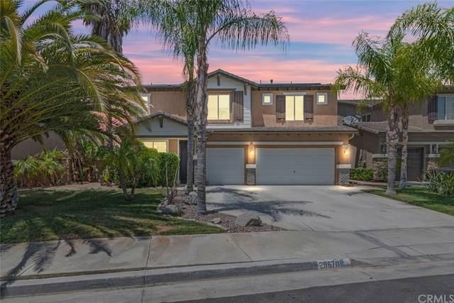 29670 Mesa Verde Circle, Menifee, CA 92584 (#SW21168153) :: A|G Amaya Group Real Estate
