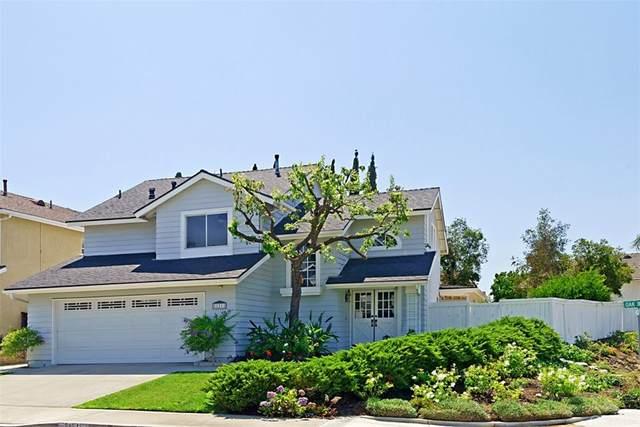 21211 Oakridge Lane, Rancho Santa Margarita, CA 92679 (#OC21162996) :: Mint Real Estate