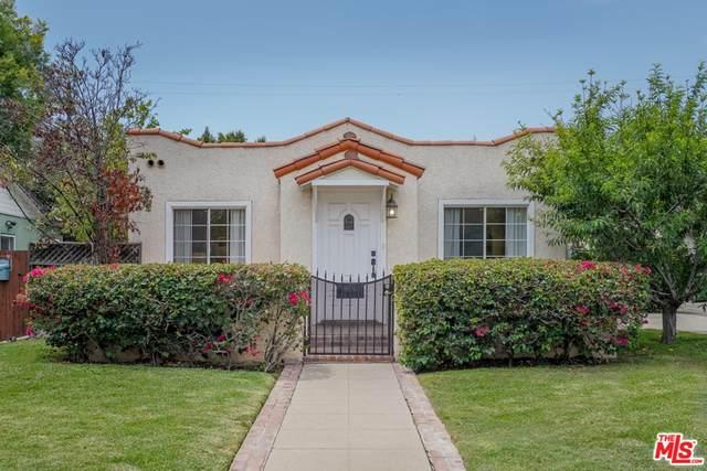 5639 Beck Avenue, North Hollywood, CA 91601 (#21765400) :: Robyn Icenhower & Associates