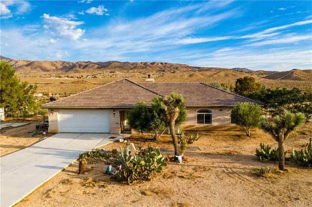26015 Del Sol Road, Apple Valley, CA 92308 (#CV21157068) :: Cochren Realty Team | KW the Lakes
