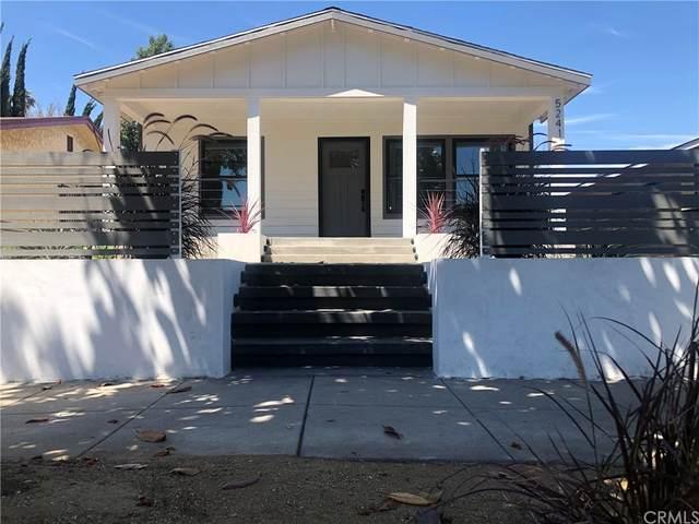 5241 Buchanan Street, Highland Park, CA 90042 (#IV21167386) :: A|G Amaya Group Real Estate